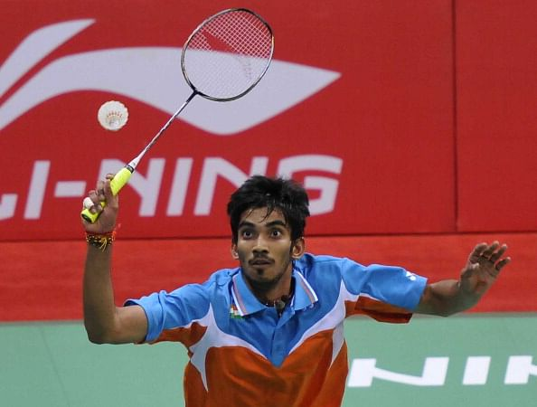 Kidambi Srikanth jumps to 8th spot in badminton rankings