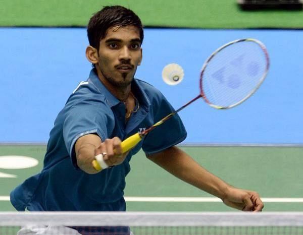 Never thought could beat 'Super' Dan: Kidambi Srikanth