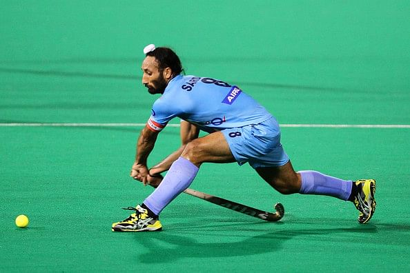 Australia series win motivation for Champions Trophy ... Indian Hockey Players Sardar Singh
