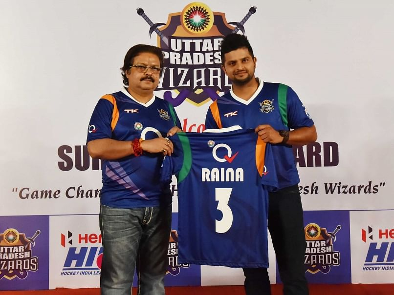 Suresh Raina joins UP Wizards as co-owner