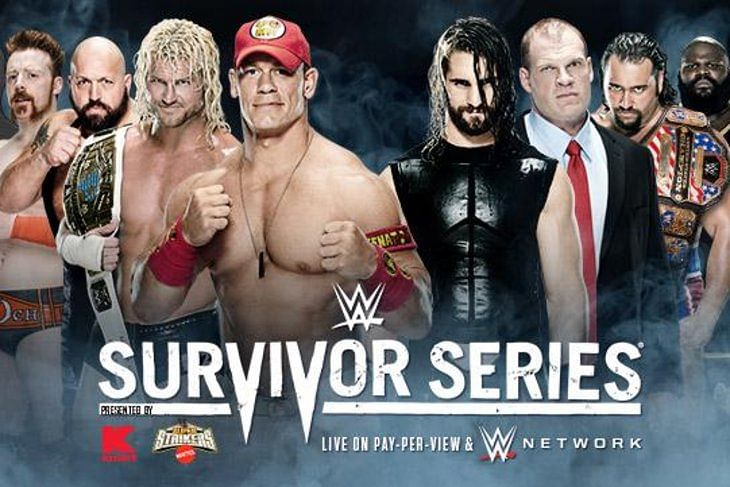 WWE Survivor Series 2014 matchcard: Major update on Team Cena vs Team Authority, Jack Swagger removed