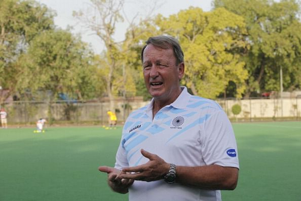Hockey India doesn't need Walsh : Narinder Batra