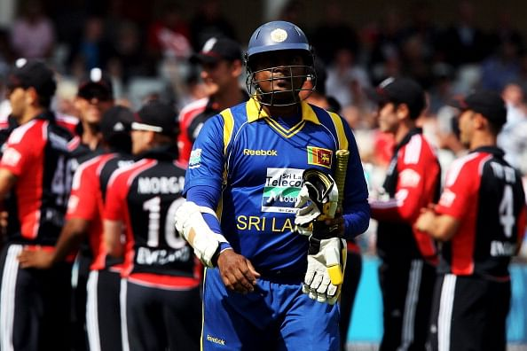 Sri Lanka announce squad for first 3 ODIs against England
