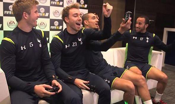 FIFA 15 Player tournament - Tottenham Hotspur