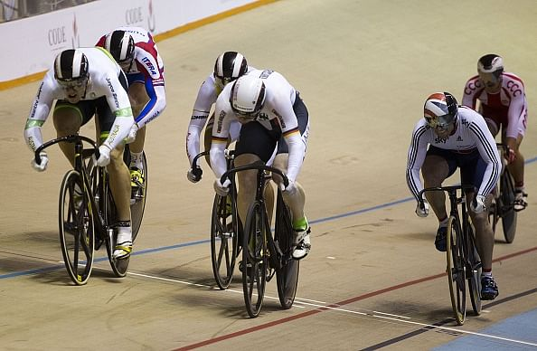 Indian cyclists in confident mood ahead of Track Asia Cup