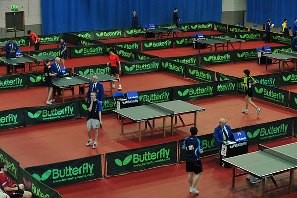 Does table tennis need a league to establish itself as a main sport in India?