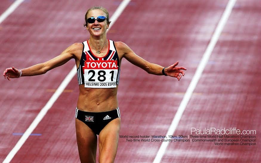 Paula Radcliffe to be event ambassador for Airtel Delhi Half Marathon 2014