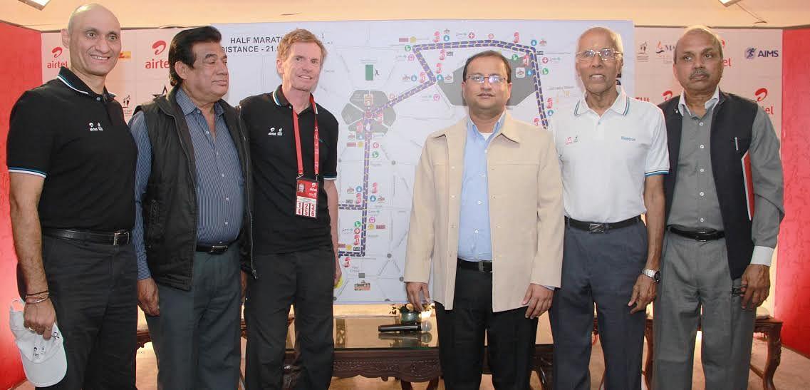 Procam International announces detailed arrangements for Airtel Delhi Half Marathon 2014