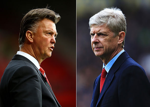 Managers give latest injury updates ahead of Arsenal-Manchester United clash
