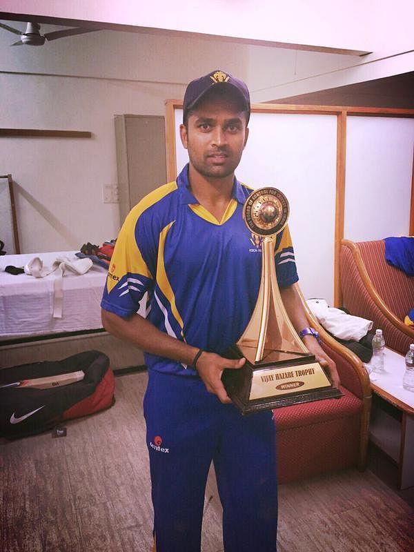 Karnataka beat Punjab, successfully defend Vijay Hazare Trophy
