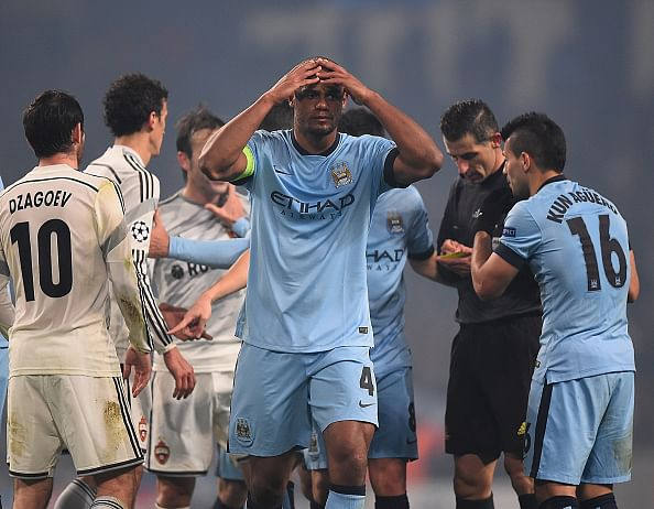 Manchester City face possibility of relegation to third tier of Champions League seeds
