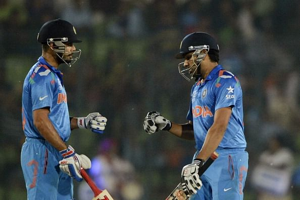 Virat Kohli: Rohit Sharma could be our X-factor in World Cup