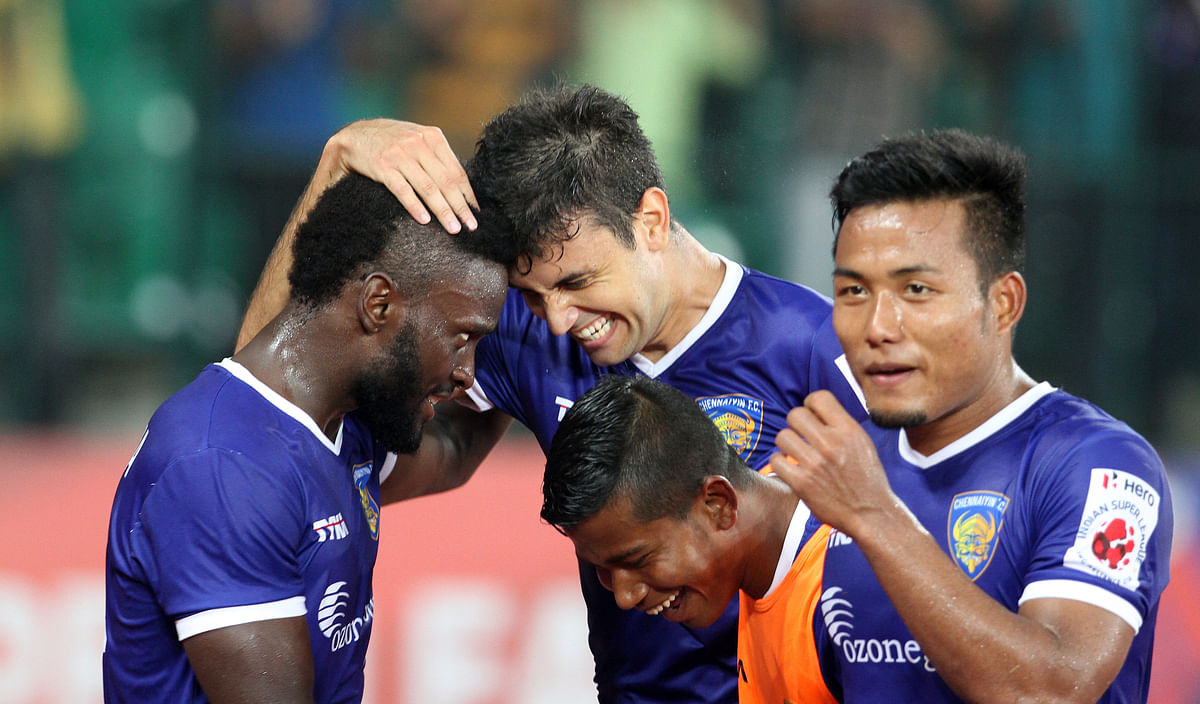 ISL: Dominant Chennaiyin FC brush aside FC Pune City 3-1; go top of the table
