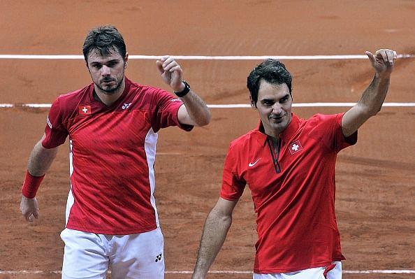 Davis Cup final: Switzerland win crucial doubles tie