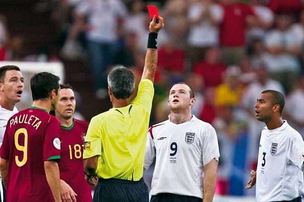 Wayne Rooney forgives Cristiano Ronaldo for his famous wink