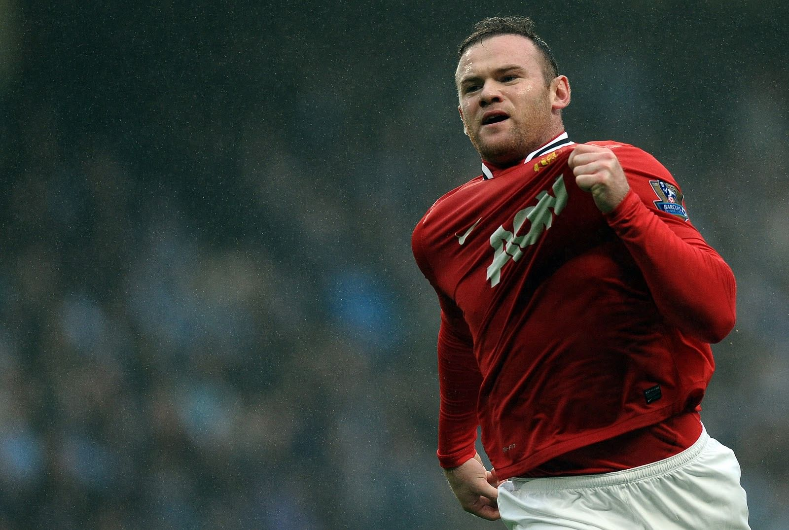 Video: Wayne Rooney- 10 wonderful years at Manchester United