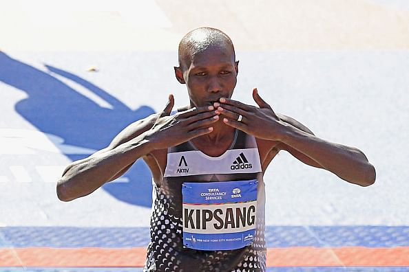 Marathon champions Kipsang and Keitany call for strong anti-doping campaign