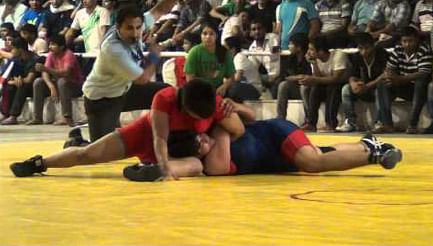 National women's wrestling championships to be held in Gonda from Friday