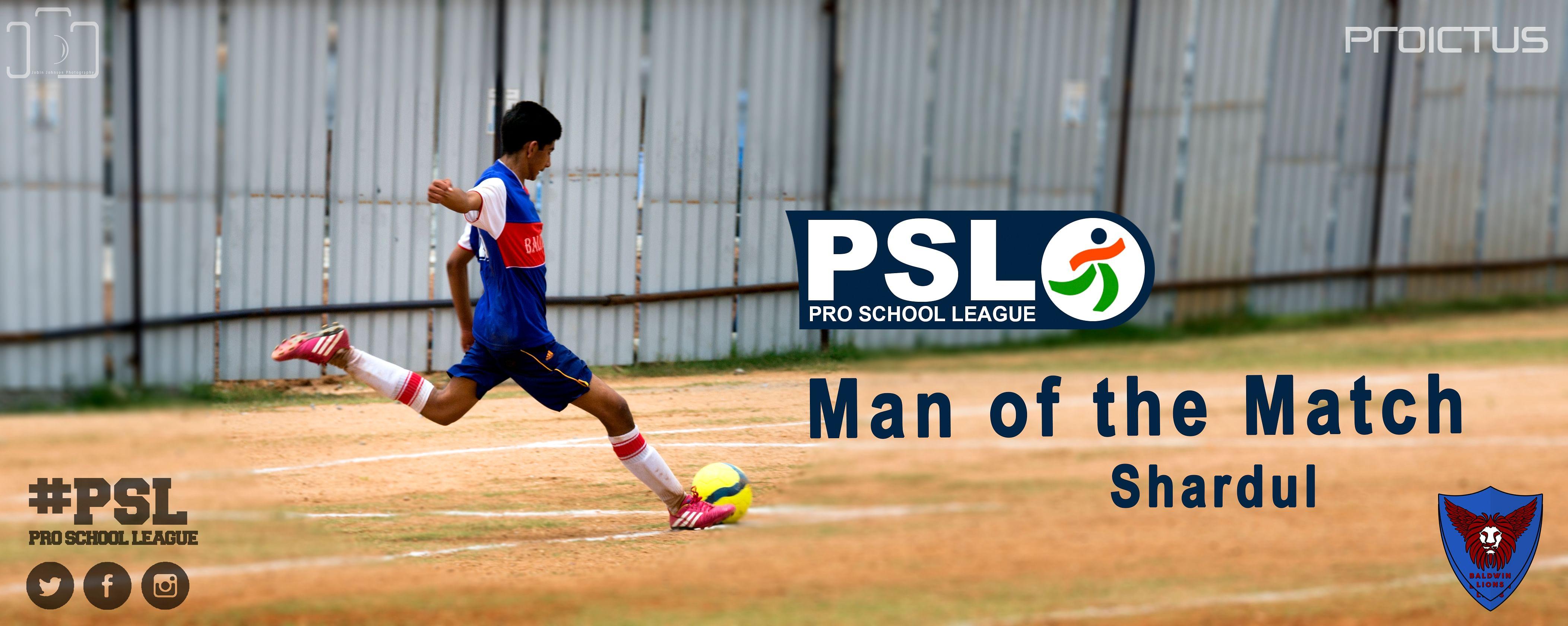 The Pro School League: Final report