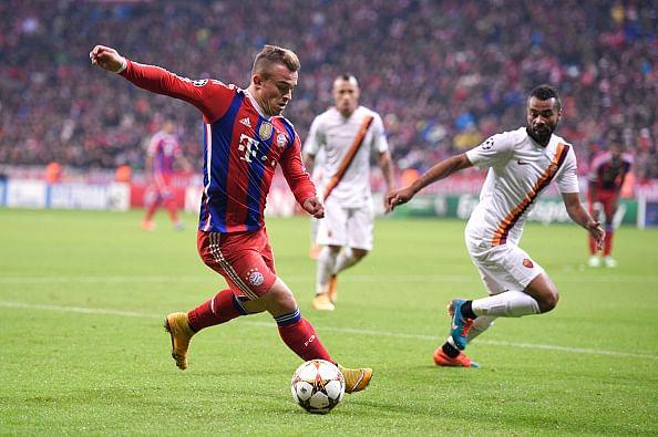Rumours: Xherdan Shaqiri to leave Bayern Munich in January