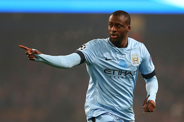 Manchester City's Yaya Toure refuses to rule out PSG move