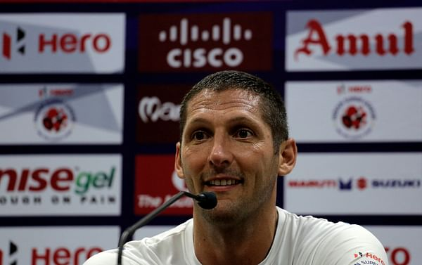 Chennaiyin FC player-manager Marco Materazzi: The whole squad is performing very well