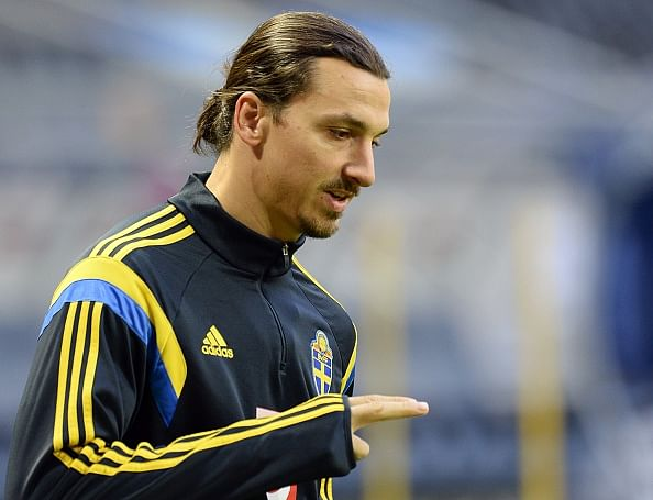 Missing out on World Cup could cost me Ballon d'Or: Zlatan Ibrahimovic