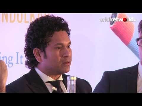 Video: Sachin Tendulkar speaks about Ricky Ponting and Adam Gilchrist