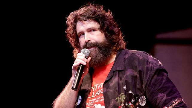 Mick Foley comments on CM Punk joining UFC