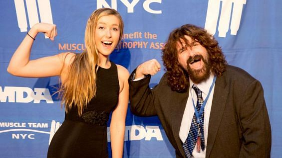 Mick Foley's Daughter appearance on RAW, The Rock's new role in a musical