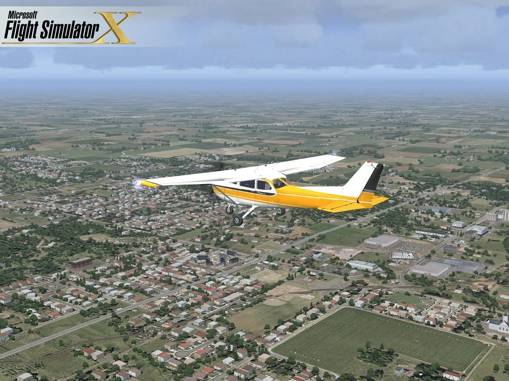Free Download Microsoft Flight Simulator X Full Version - Ronan Elektron