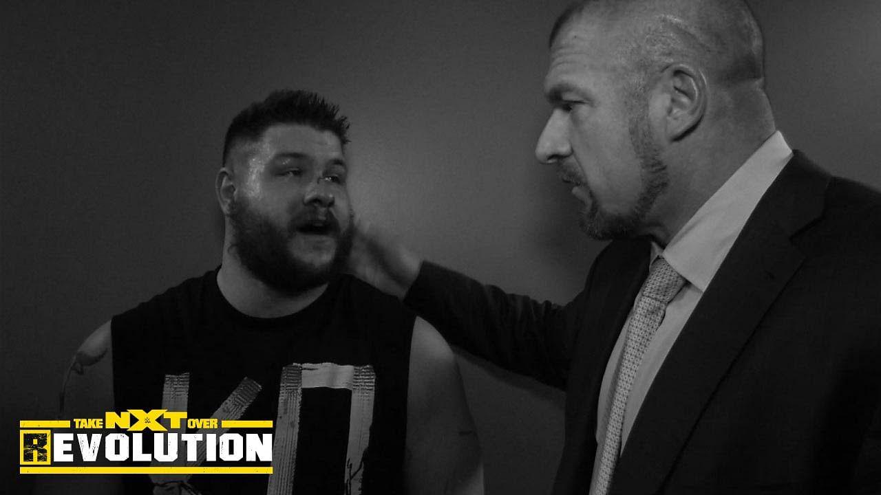 NXT star Kevin Owens injury update