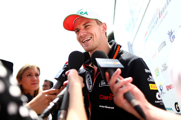 Hulkenberg disappointed with the second half of the 2014 season