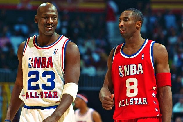 Kobe Bryant passes Michael Jordan on the NBA all time scoring list