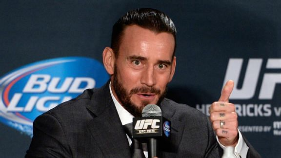 Baseball legend Jose Canseco wants to fight CM Punk