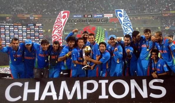 Team History At Cricket World Cup India 1975 2011