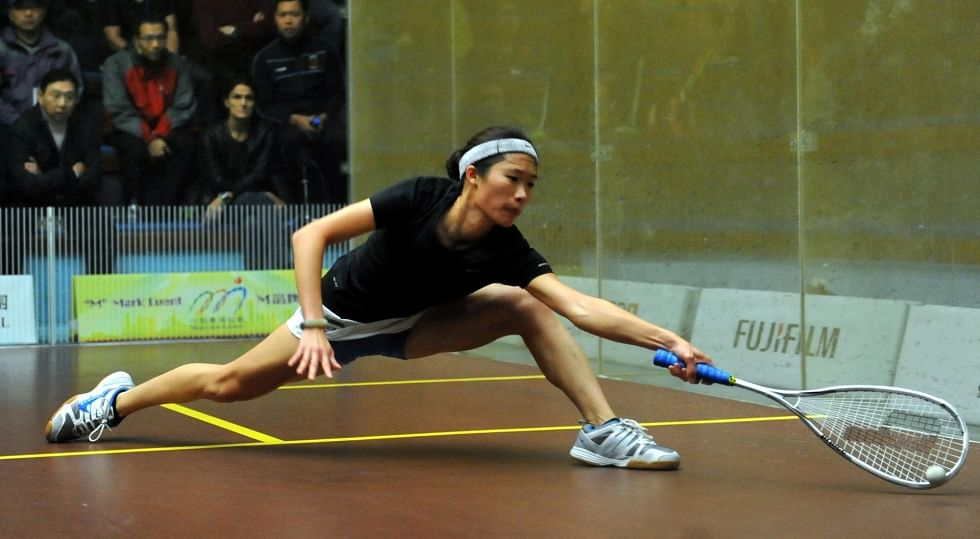 Hong Kong beat India in World women's team squash championship