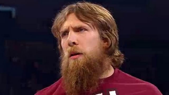 Daniel Bryan No Beard Daniel Bryan not used ...