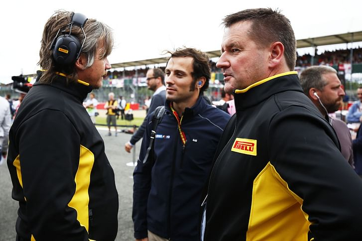 Interview with Pirelli's Paul Hembery: Structural changes in supersoft tyres for 2015
