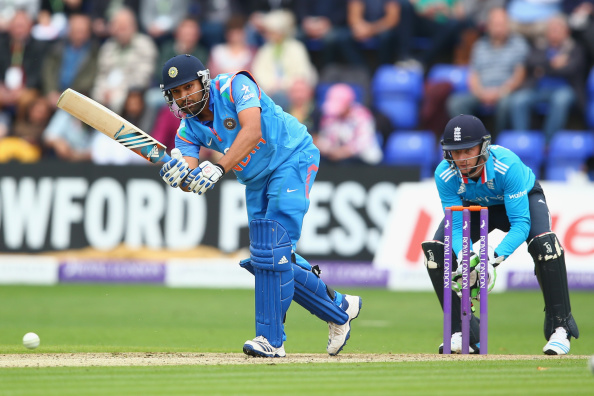 When Rohit Sharma went 'away' for ODIs