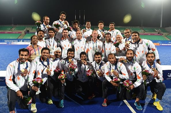 2014 review - A year of development for Indian hockey