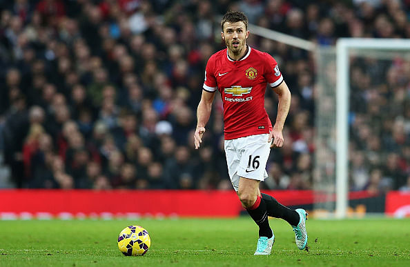 Of Michael Carrick and his importance to Manchester United