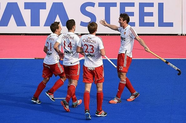 Champions Trophy: England beat Belgium 3-2 to claim seventh place