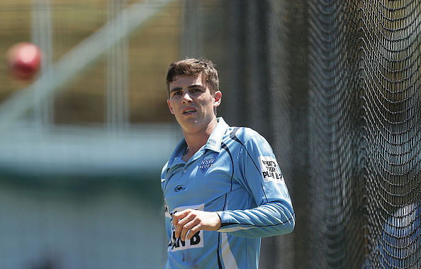 Sean Abbott set for return to competitive cricket, named in New South Wales squad