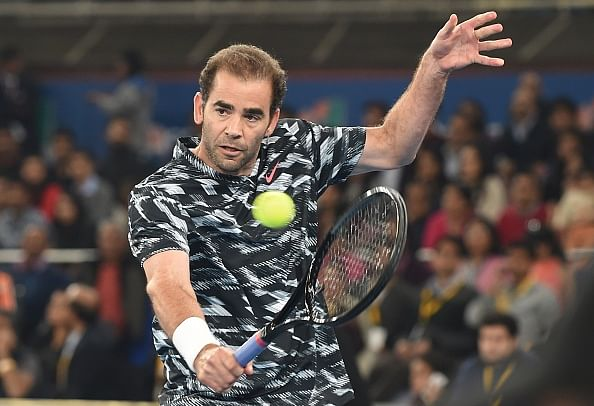 My tryst with Pete Sampras