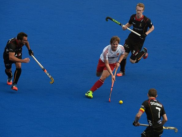 England win Pool A, Belgium finish second in Champions Trophy