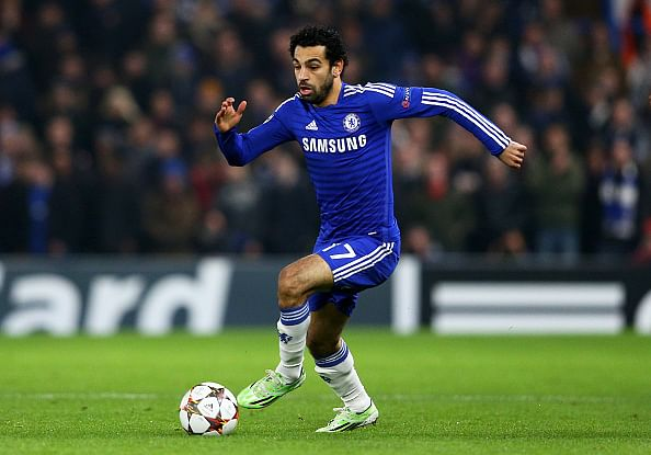Spartak Moscow desperate to sign Chelsea flop Mohamed Salah