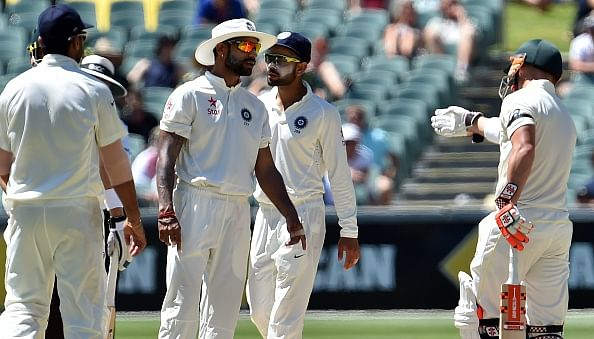 David Warner, Shikhar Dhawan and Virat Kohli fined for breaching code of conduct