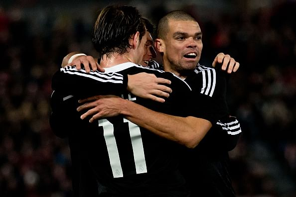 Figures reveal Pepe to be the cleanest centre-back in La Liga 2014/15