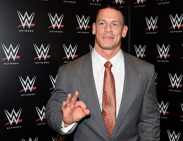 Does John Cena pull the strings in the WWE?